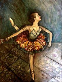 Ballerina by Myungja Anna Koh