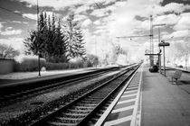 Train line by Daniele Ferrari