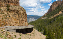Yellowstone Drive by John Bailey