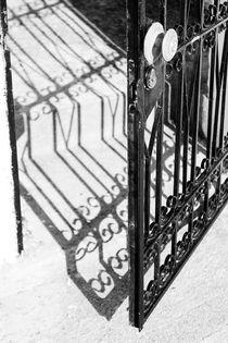 Das Tor zur Finca von STEFARO .