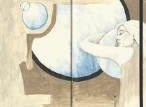 Sketchbook Jak, 54-55 by Anna Asche