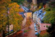 Luxembourg Electric von Maciej Markiewicz