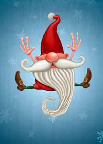 'Happy Christmas elf' by Giordano Aita