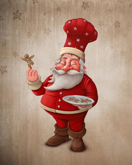 Santa-claus-pastry