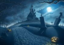 Halloween night von Giordano Aita