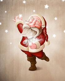 'Santa Claus collects stars' by Giordano Aita