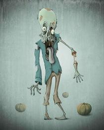 Zombie halloween by Giordano Aita