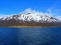 Schneeberg im Meer von Renate Stremme