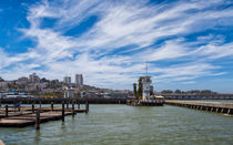 San Francisco Harbor von John Bailey