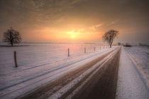 schnee von gestern... von Manfred Hartmann