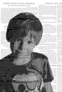 Newspaper Boy von markde