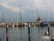 Hafen von Lindau von Susanne Winkels