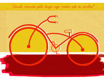 Cycling by Dedo Mau