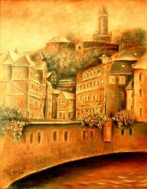 Historische Altstadt Dillenburg - Stadtansichten von Marita Zacharias