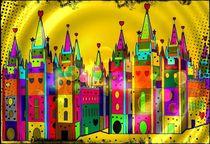 Castle of dreams by Nico Bielow by Nico  Bielow