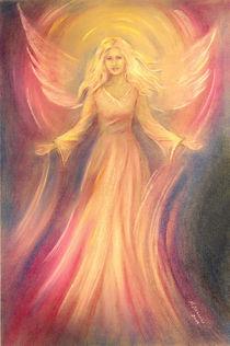 Engelbild Licht und Liebe by Marita Zacharias