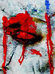 Red tears von Gabi Hampe