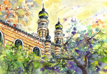 A Church In Budapest 01 von Miki de Goodaboom