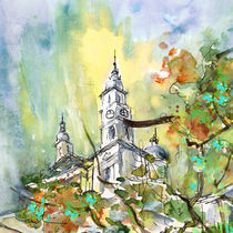 A Church In Budapest 02 by Miki de Goodaboom