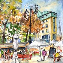 Budapest Town 04 von Miki de Goodaboom