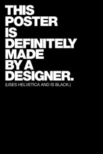 DESIGN STEREOTYPE von THE USUAL DESIGNERS