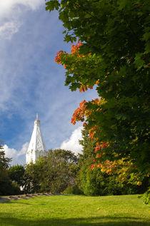 Early Autumn in City Park von cinema4design