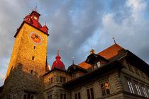 Rathaus von Michael Lindegger