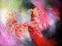 Flamencoscape 13 by Miki de Goodaboom