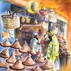 Essaouira-pottery-shop-m