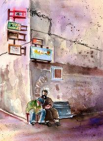 Essaouira Street Corner von Miki de Goodaboom