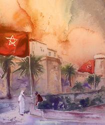 Essaouira Town 03 von Miki de Goodaboom