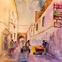 Essaouira Town 05 von Miki de Goodaboom
