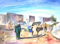 Moroccan Market 05 von Miki de Goodaboom