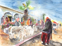 Moroccan Market 07 by Miki de Goodaboom