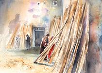 Moroccan Market 06 von Miki de Goodaboom