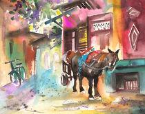 Souk in Marrakesh 01 von Miki de Goodaboom