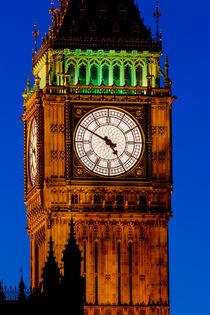 Big Ben London von David Pyatt