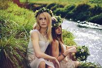 At first flash of Eden by Malgorzata Topolska
