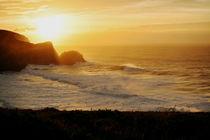 Coast of Galicia von Malgorzata Topolska