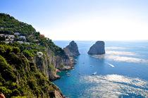 The Beauty of Capri von Philipp Barth