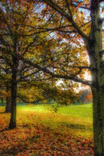 Autumn Pastel by David Pyatt