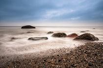 Steine an der Ostsee by Rico Ködder