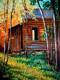 The Old Bunk House von Susan Bergstrom