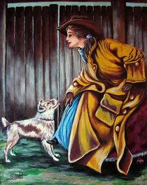 Have You Been A Good Dog? by Susan Bergstrom