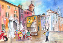 Bergamo Lower Town 02 by Miki de Goodaboom