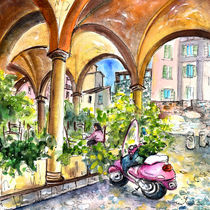 Bergamo Upper Town 02 by Miki de Goodaboom