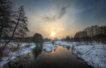 winterzeit von Manfred Hartmann