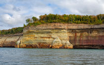 Pictured Rocks National Lakeshore von John Bailey