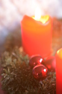 Candle Detail by fotograf