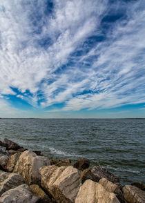 Lake Erie Shoreline by John Bailey